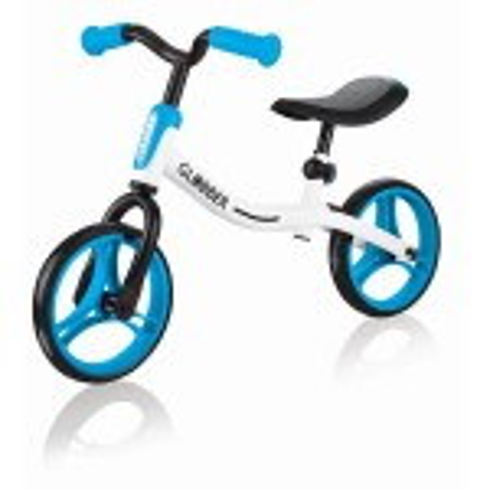 תמונה של אופני איזון כחול GO BIKE