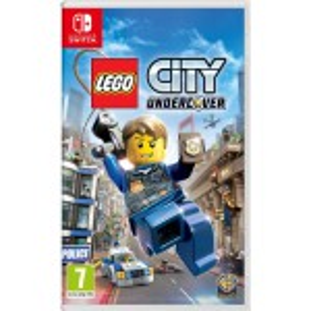 תמונה של LEGO CITY UNDERCOVER INT-NINTENDO SWITCH