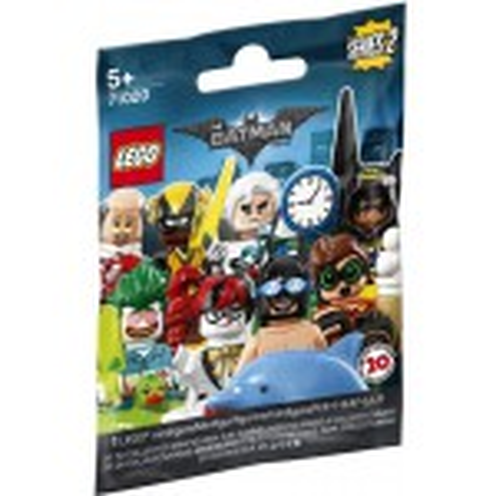 תמונה של לגו באטמן דמות בשקית 71020