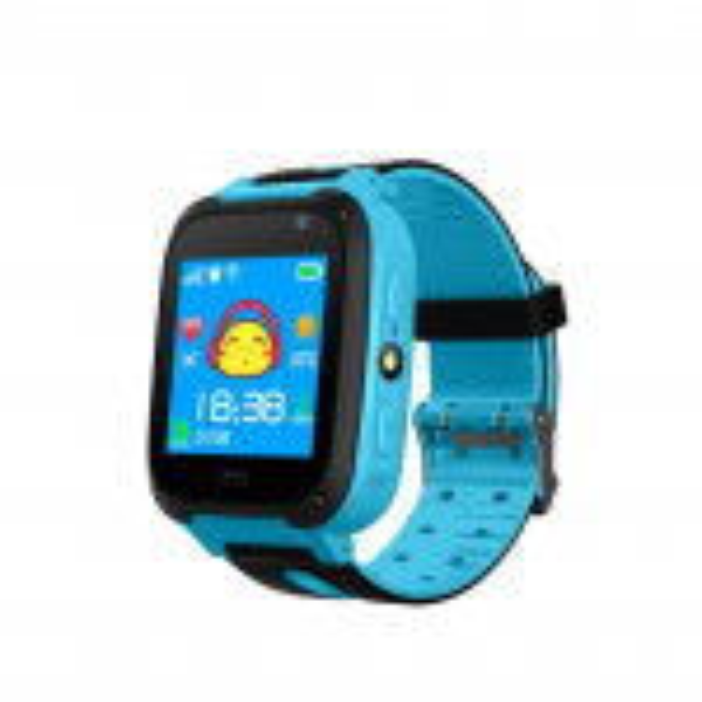 תמונה של שעון טלפון חכם לילד JUNIOR  כחול מצלמה