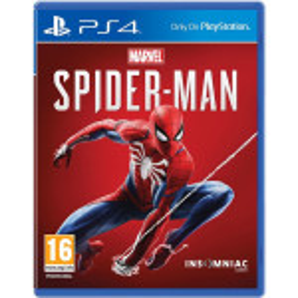 תמונה של PS4 MARVEL SPIDER-MAN