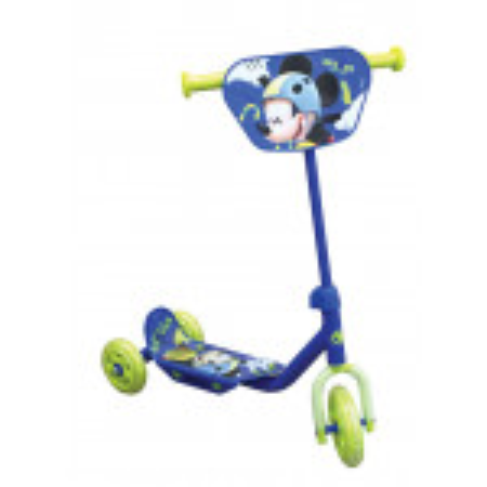 תמונה של קורקינט 3 גלגלים לילדים מיקי מאוס