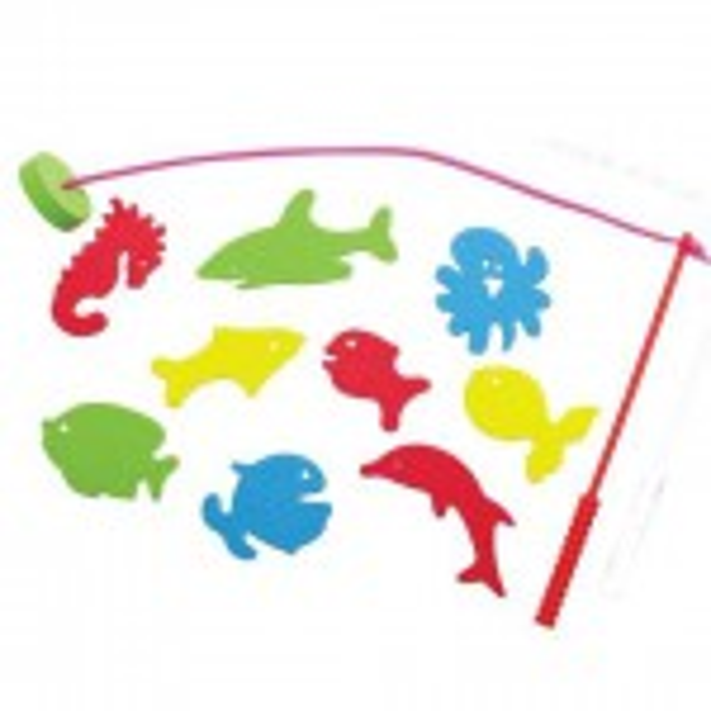 תמונה של משחק דיג לאמבטיה
