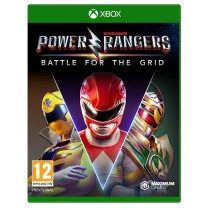 תמונה של POWER RANGERS BATTLE FOR THE GRID XBOX