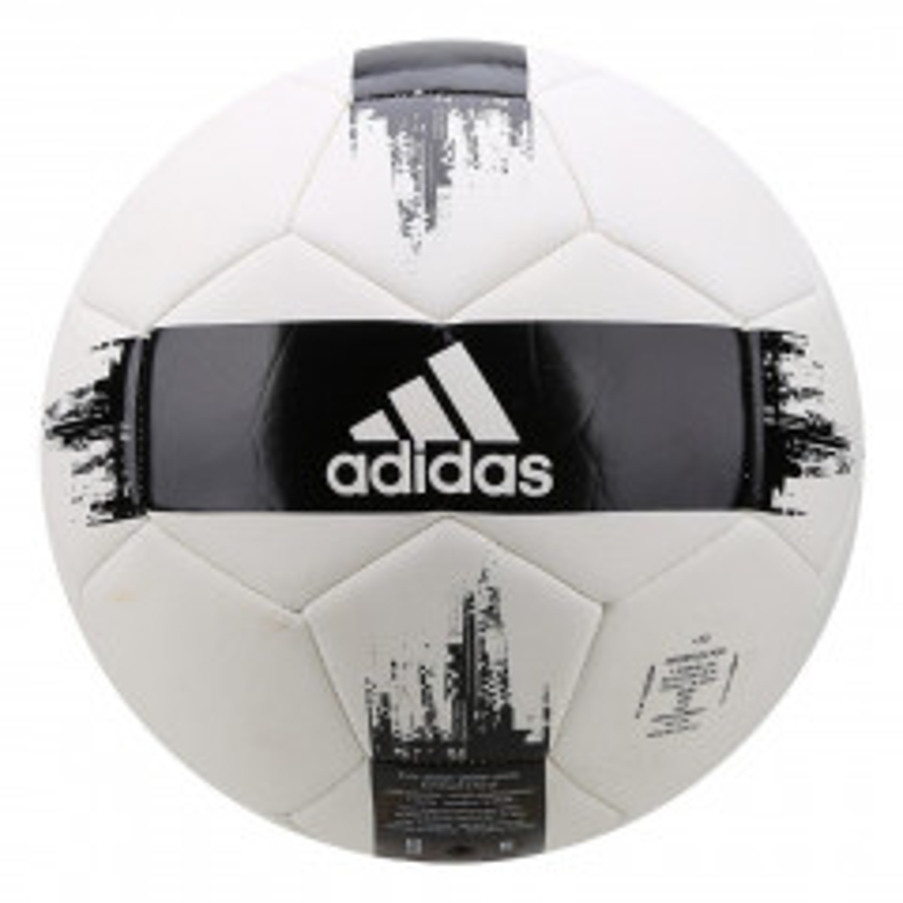 תמונה של כדורגל אדידס שחור לבן