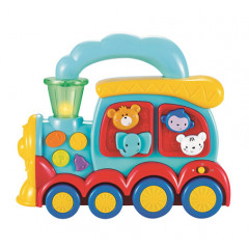 תמונה של רכבת החיות - מוזיקלי