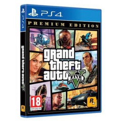 תמונה של GTA V  - CESP EDITION PS4