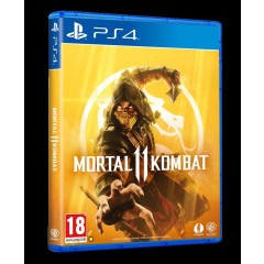 תמונה של MORTAL KOMBAT 11 - STANDARD EDITION-PS4