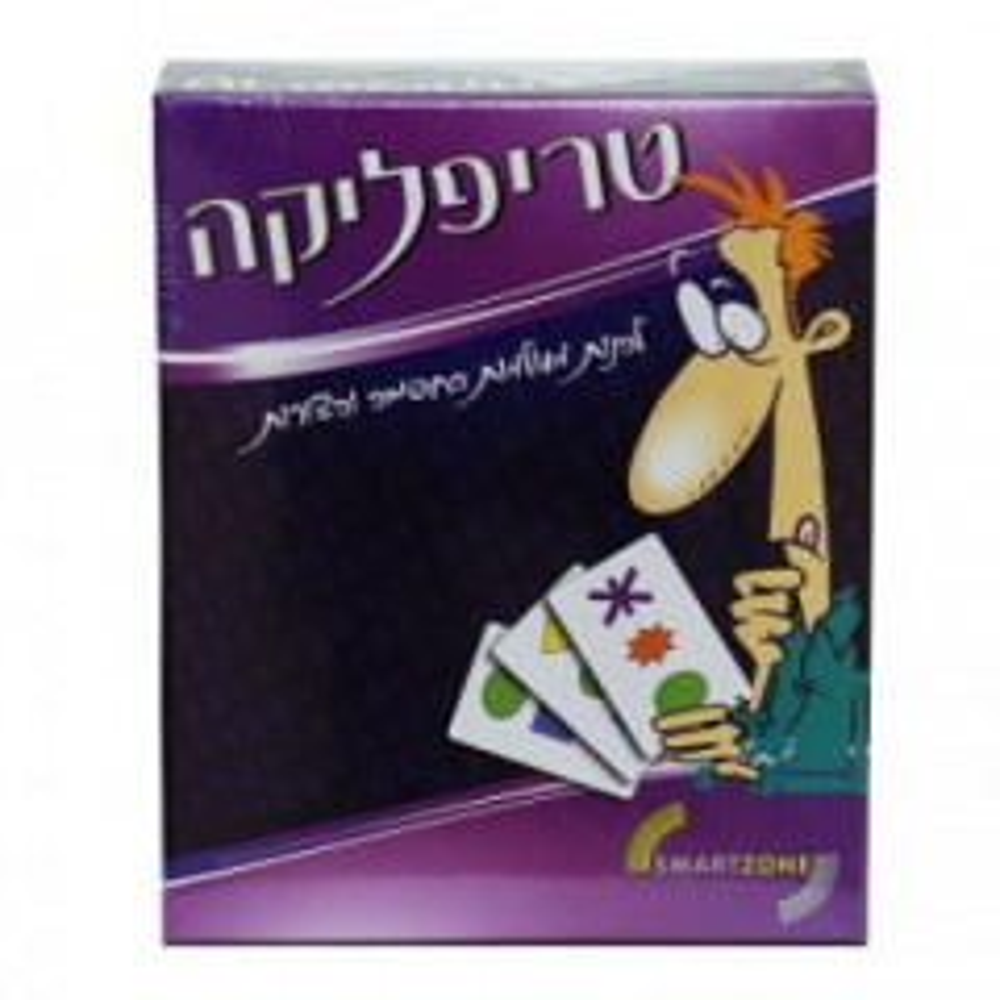 תמונה של משחק קלפים טריפליקה