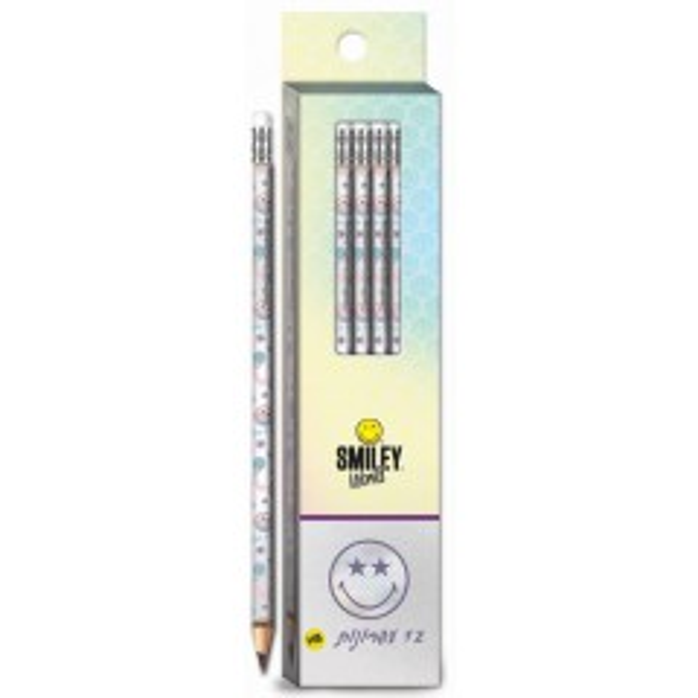 תמונה של עפרונות (12) סמיילי