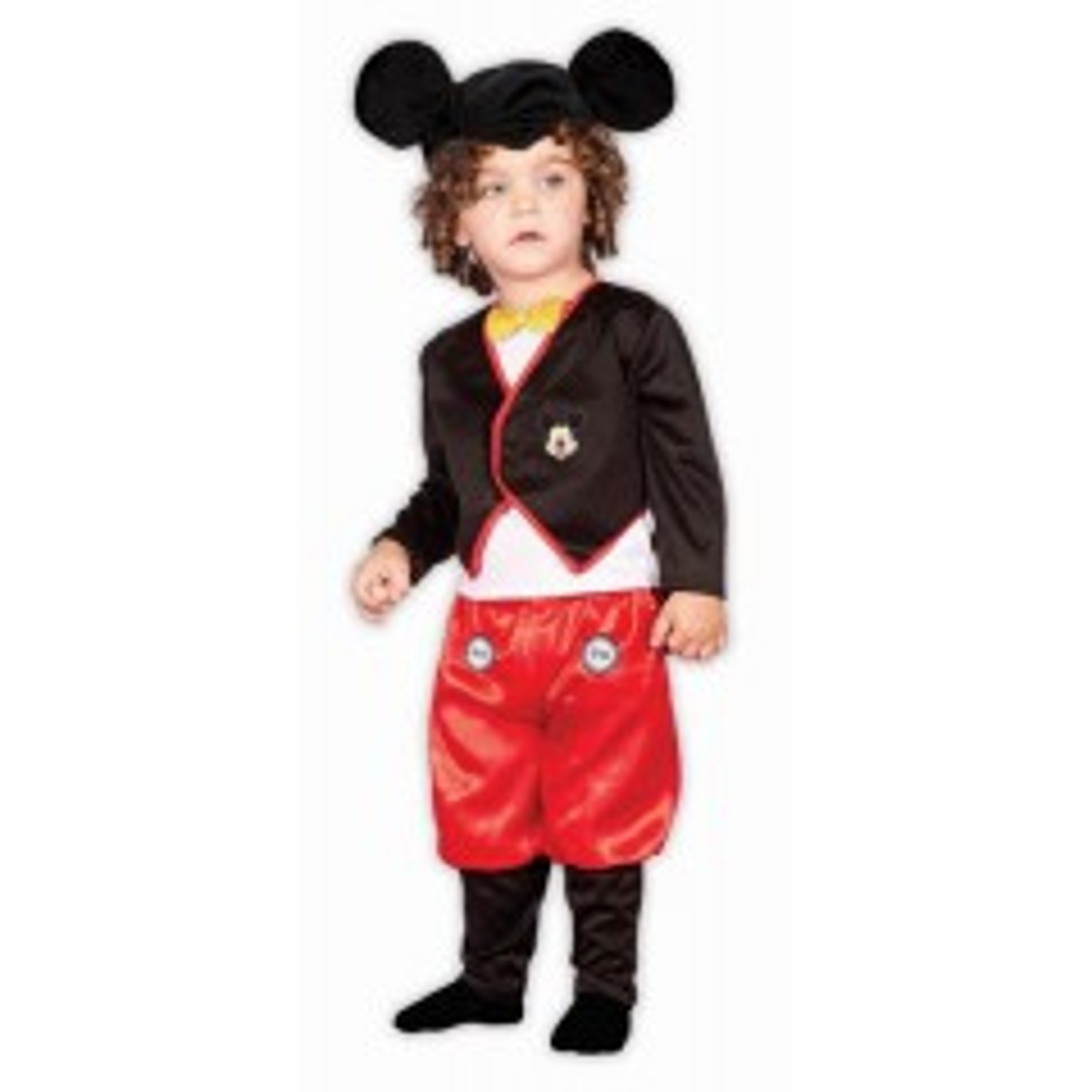 תמונה של תחפושת מיקי מאוס תינוקות חליפה-שושי זהר