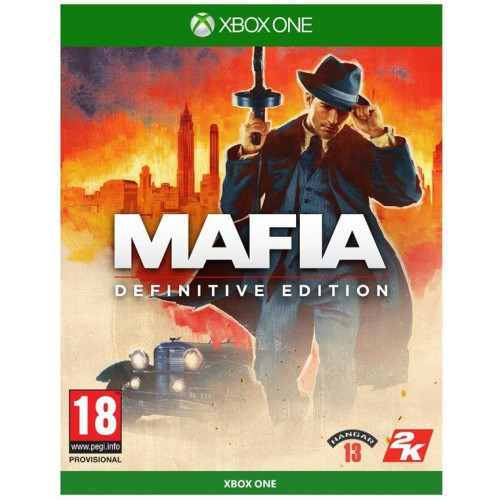 תמונה של MAFIA I DEFINITIVE EDITION - XBOX ONE