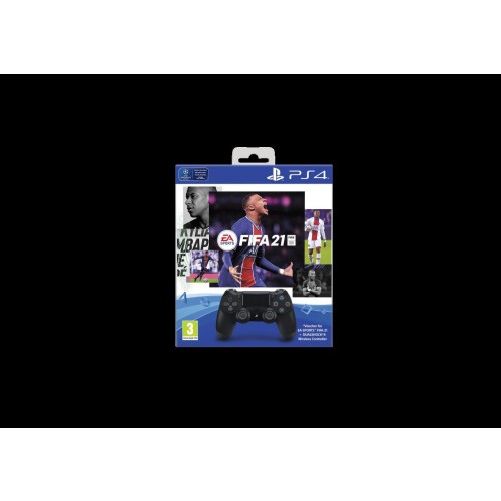 תמונה של DS4 CONTROLLER V2 + FIFA21