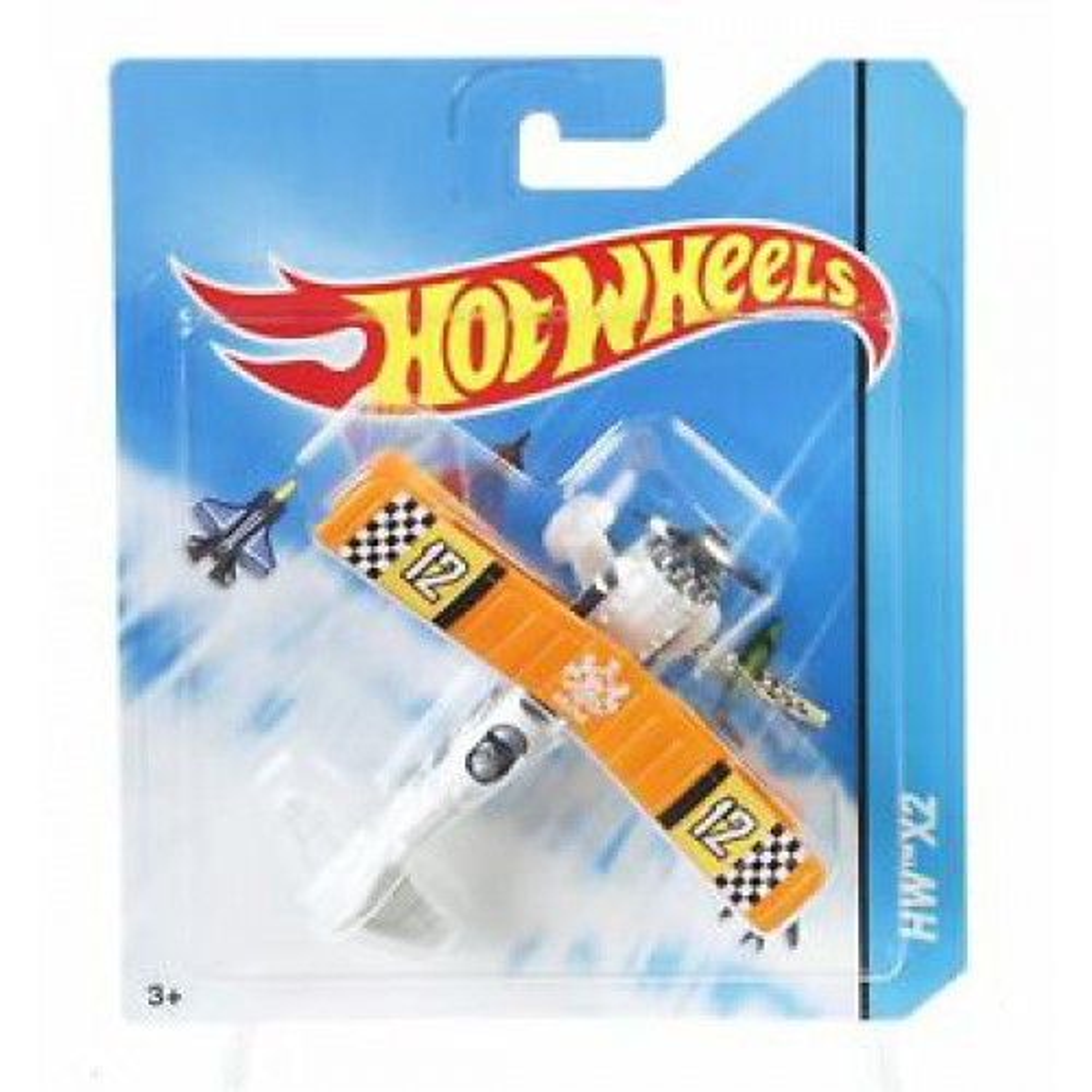 תמונה של מטוס קטן הוט ווילס