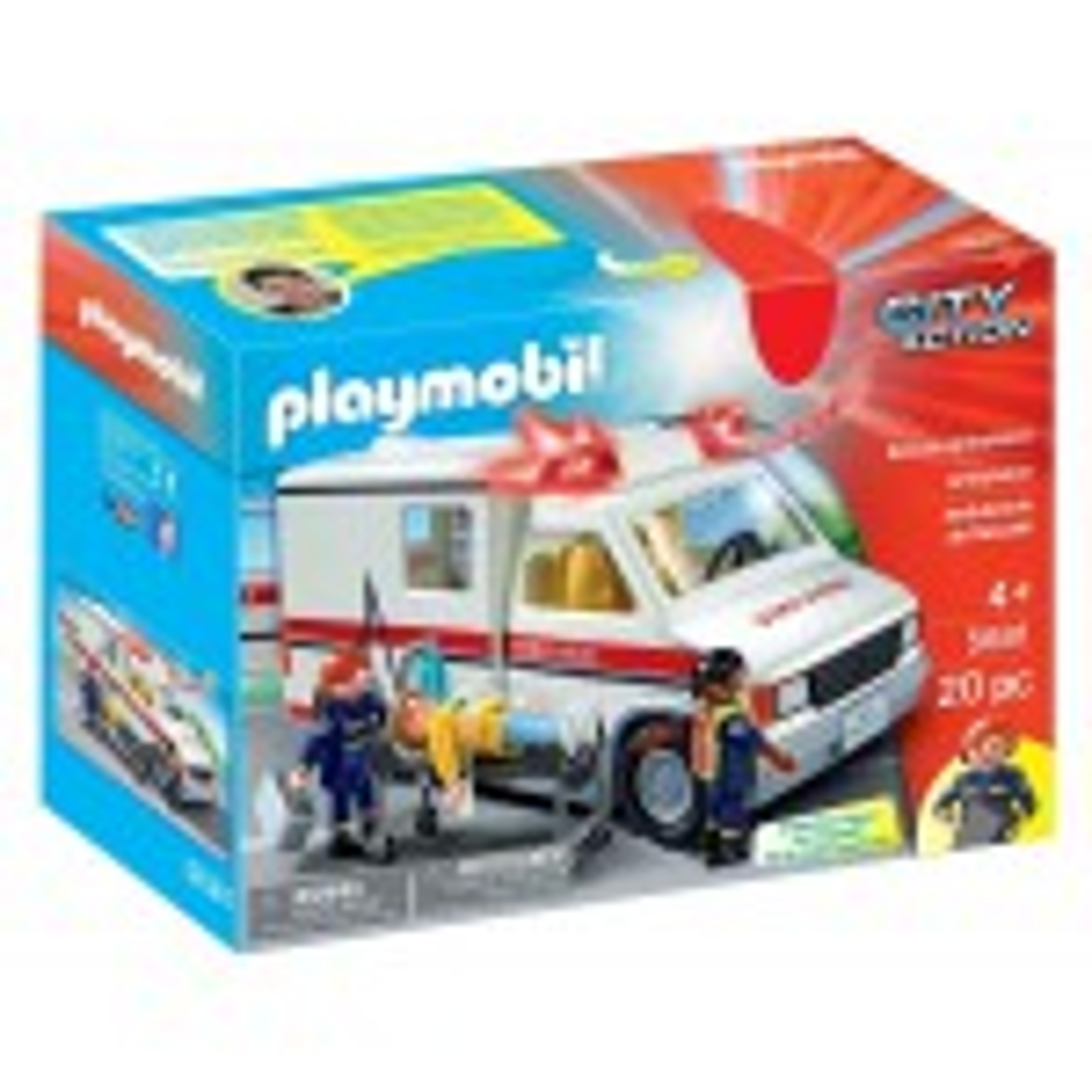 אמבולנס חירום 5681