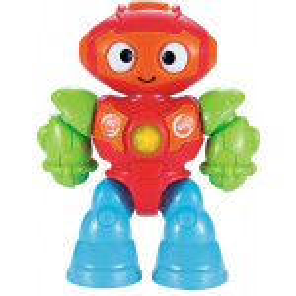 הרובוט הראשון שלי
