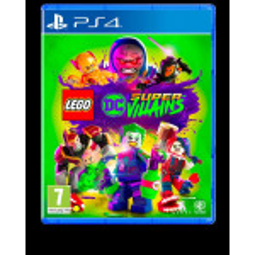 LEGO DC SUPERVILLAINS-PS4