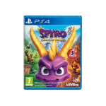 SPYRO TRILOGY REIGNITED-PS4