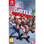 WWE BATTLEGROUNDS - SWITCH