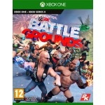 WWE BATTLEGROUNDS -XBOX