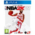 NBA 2K21 STANDARD EDITION - PS4