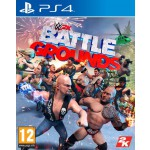 WWE BATTLEGROUNDS -  PS4