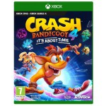 CRASH BANDICOOT 4 - ITS ABOUT TIME