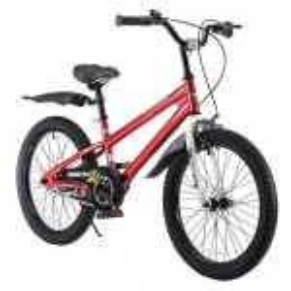 אופני ילדים 20 פריסטייל אדום
