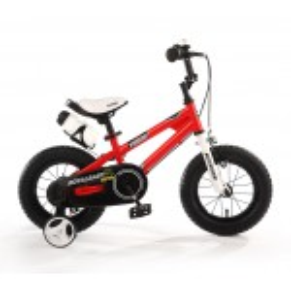 """אופני בי אמ אקס 14"""" משודרגים - BMX אדום"""