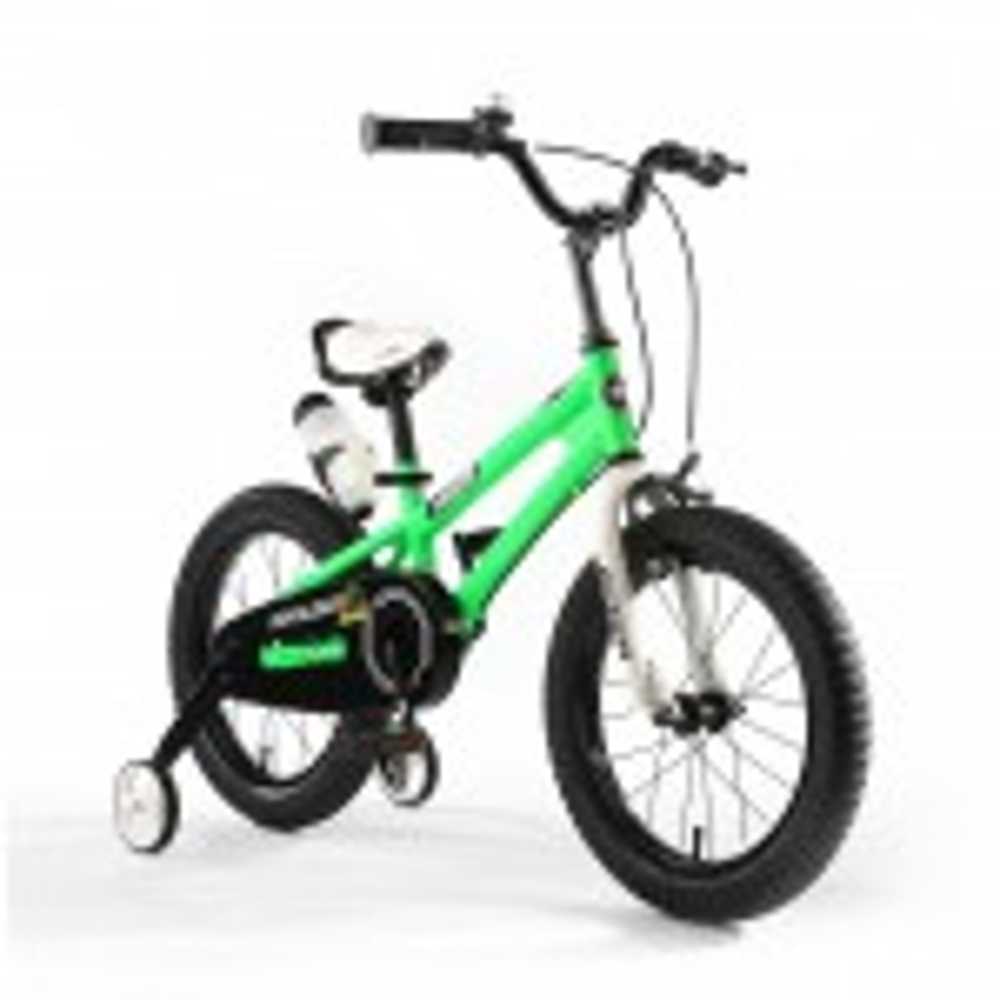 אופני BMX משודרגים 16 ירוק
