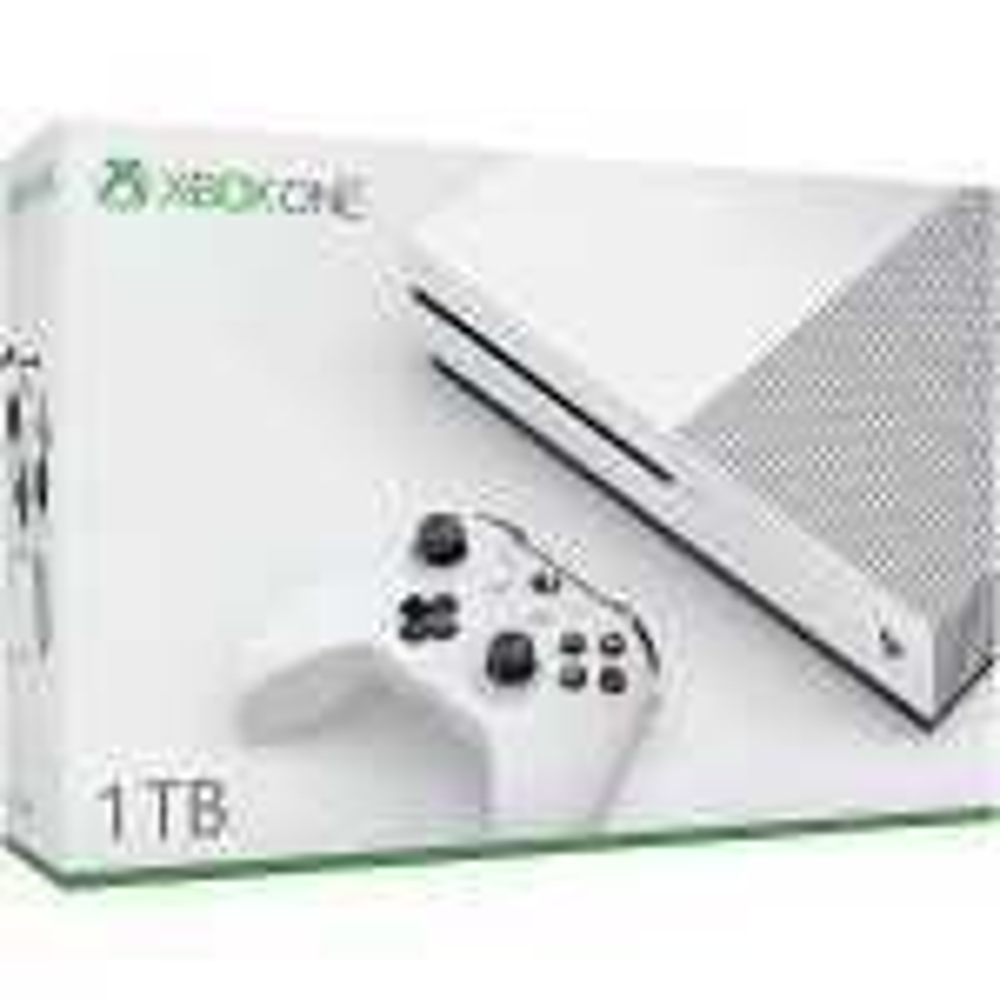 XBOX ONE CONSOLE S 1TB אחריות מייקרוסופט