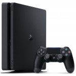 PS4 SLIM 1TB HITS 2 - GT + HZDCE + UC4