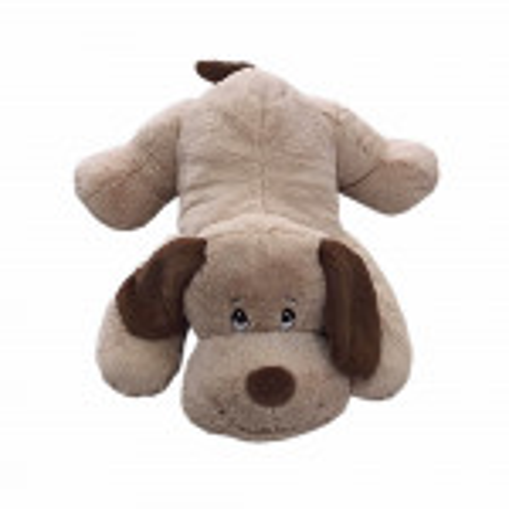 כלב חום שוכב 109 סמ
